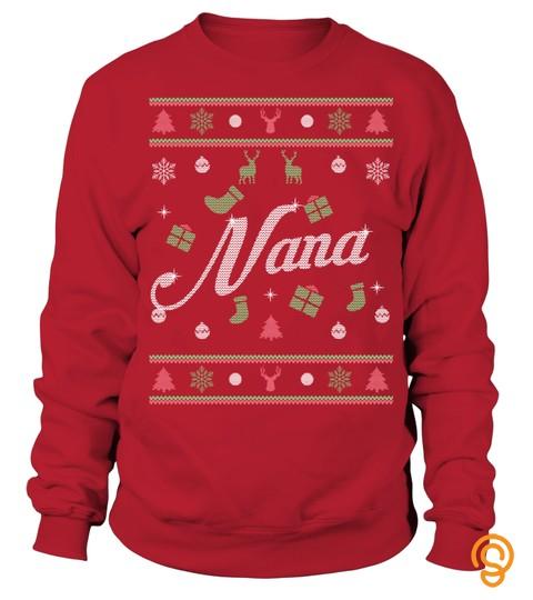 Nana Christmas Sweater