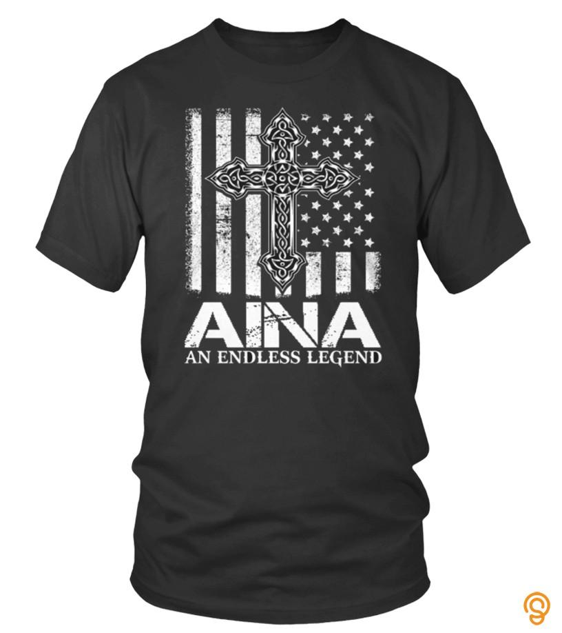 Best Akina An Endless Legend Front T Shirt