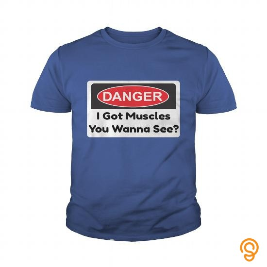 0d1e202b5 Comfortable Danger Kids T shirt Boys Muscles Tee T Shirts Clothing Company
