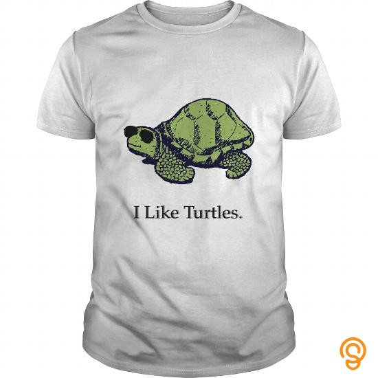 b6b53a37f Adorable I Like Turtles T Shirts Sayings Men| ShiningTee | ShiningTee