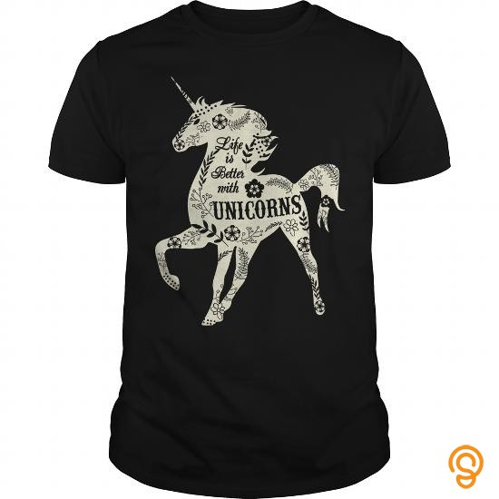 Drapey Unicorns <3 Tee Shirts Clothing Brand
