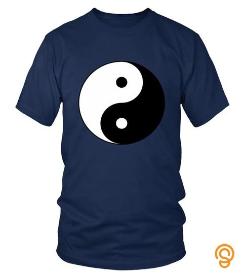 02019 Ying Yang Symbol Hippie Peace Balance Philosophy Tee T Shirt Sweatshirt Pullover Hoodie