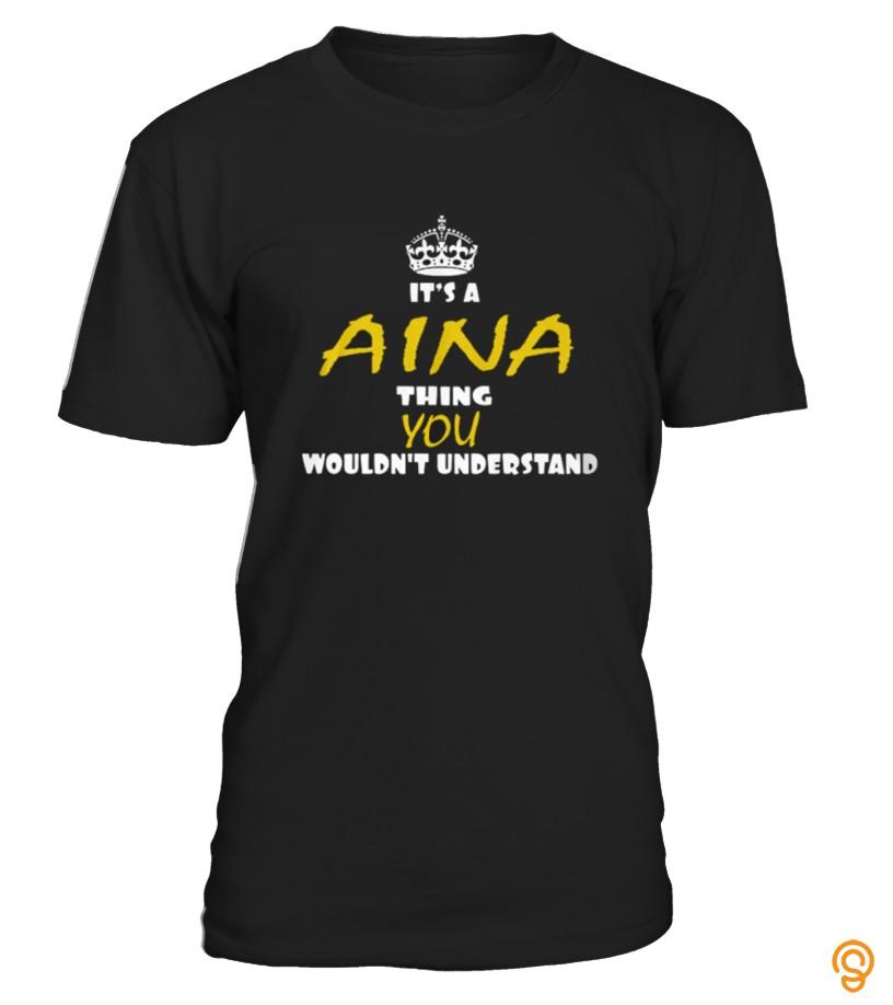 Best Aina Front 3 T Shirt