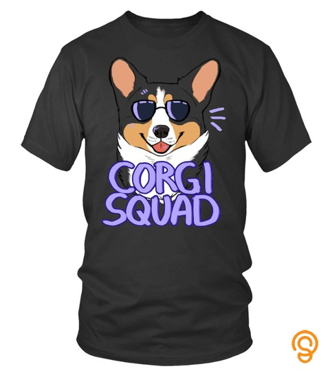 Corgi Squad Dog Pembroke Welsh Corgi Cardigan