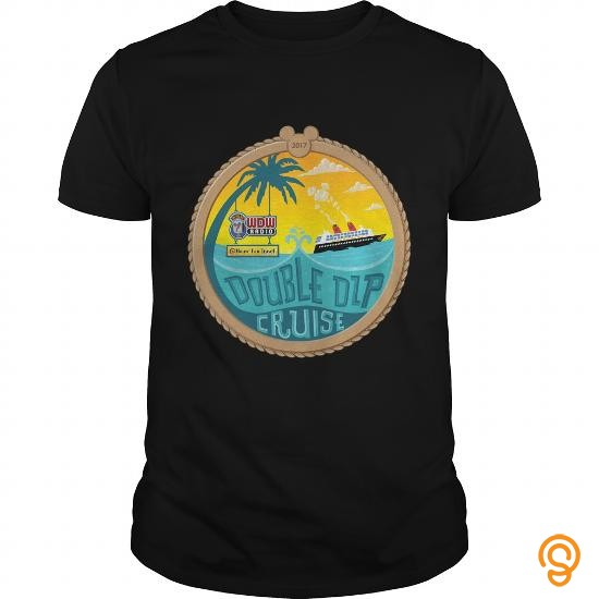 Sports Wear WDW Radio Double Dip Cruise T Shirt Tee Shirts Review
