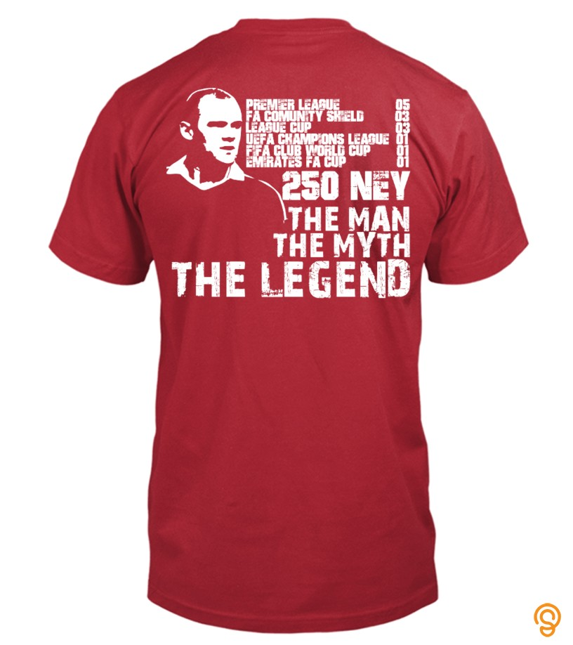 Cutting-edge My Legend   Limited Edition T Shirts Printing