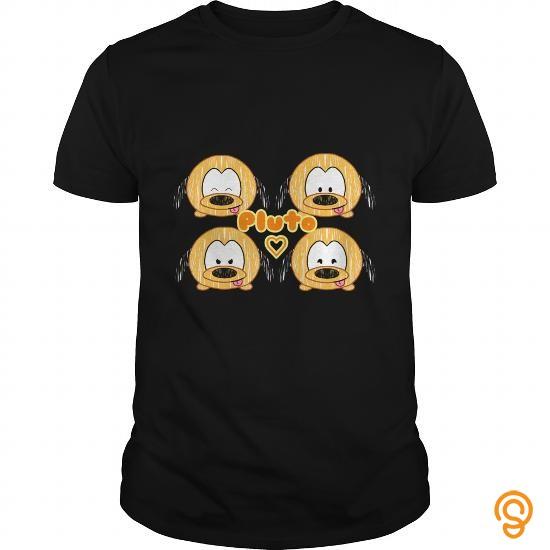 Styling Pluto Tsum Tsum T Shirt Tee Shirts Sale