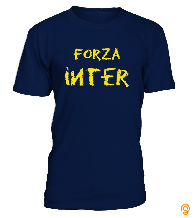 Form-fitting forza inter Tee Shirts Sale