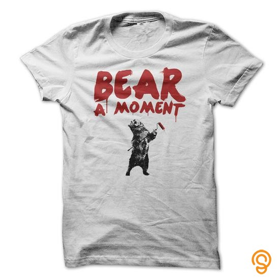 Soft Bear A Moment T Shirts Size Xxl