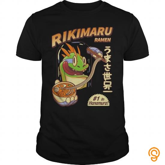 Individualist Rikimaru Ramen Hanamuras best T Shirt Tee Shirts Saying Ideas