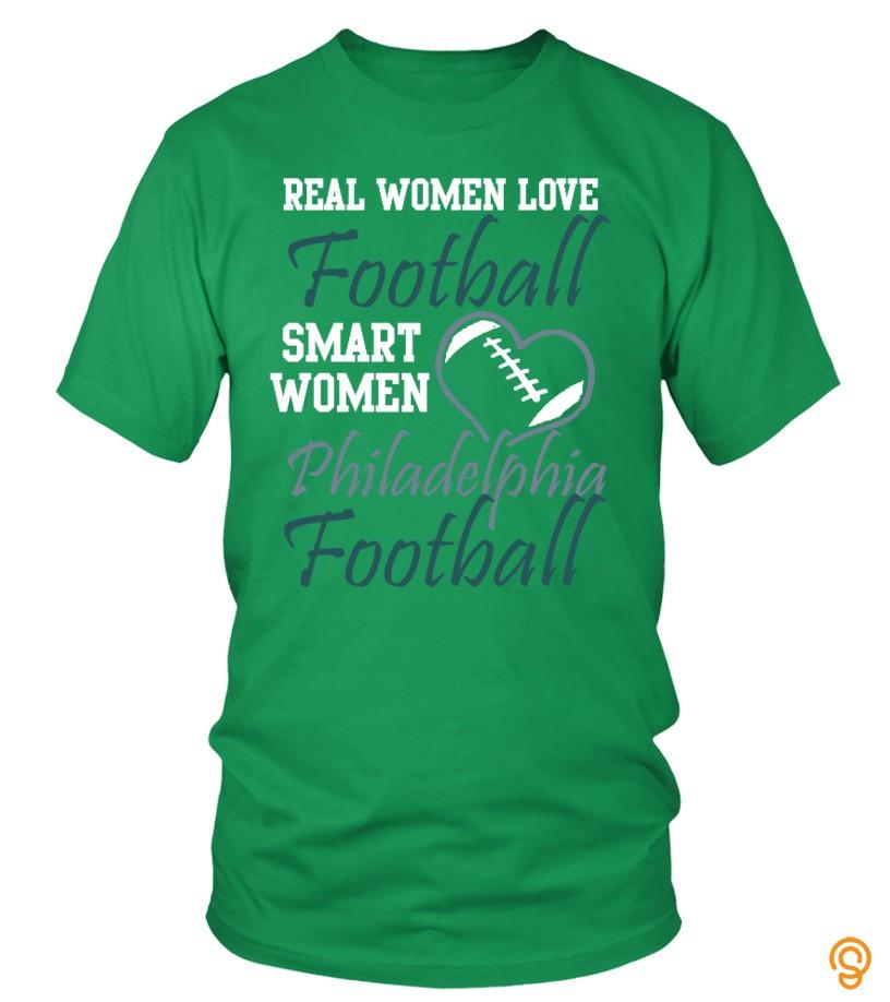 Avant Garde Real Women Love Philadelphia Tee Shirts Sale