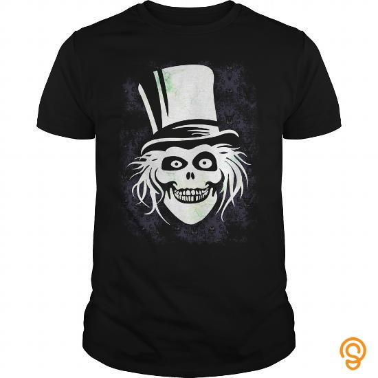 finely-detailed-hatbox-ghost-with-grungy-haunted-mansion-wallpaper-t-shirt-t-shirts-clothes