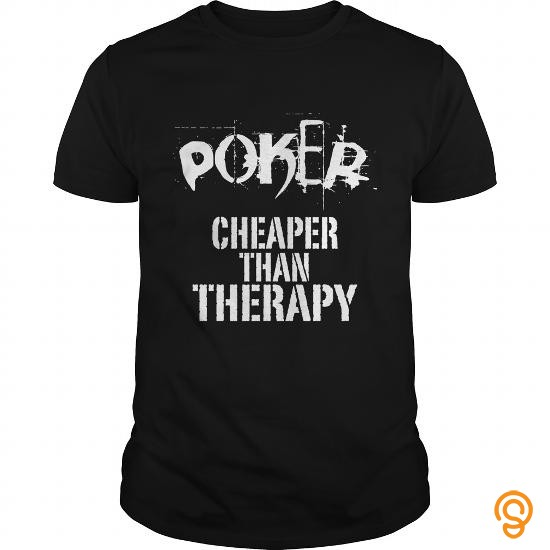 dependable-poker-cheaper-than-therapy-t-shirts-target
