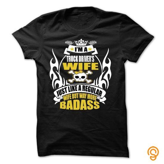graceful-truck-drivers-wife-tee-shirts-sayings-men