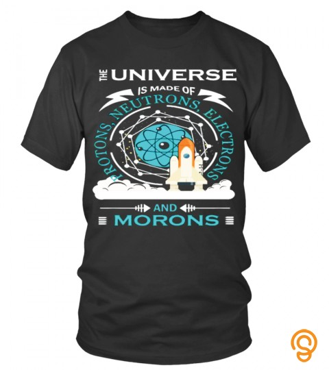 Universe Is Made Of Protons