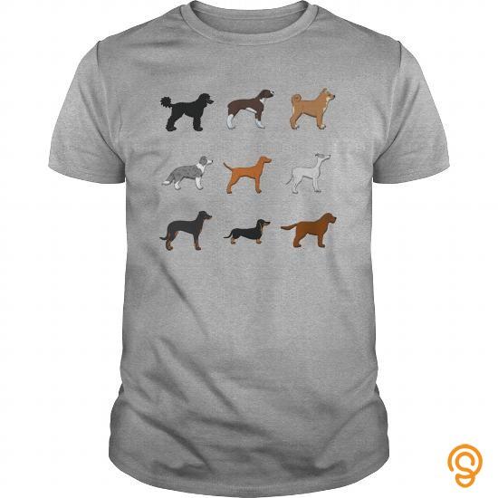 cute-nine-dogs-t-shirt-border-collie-shirt-tee-shirts-clothes