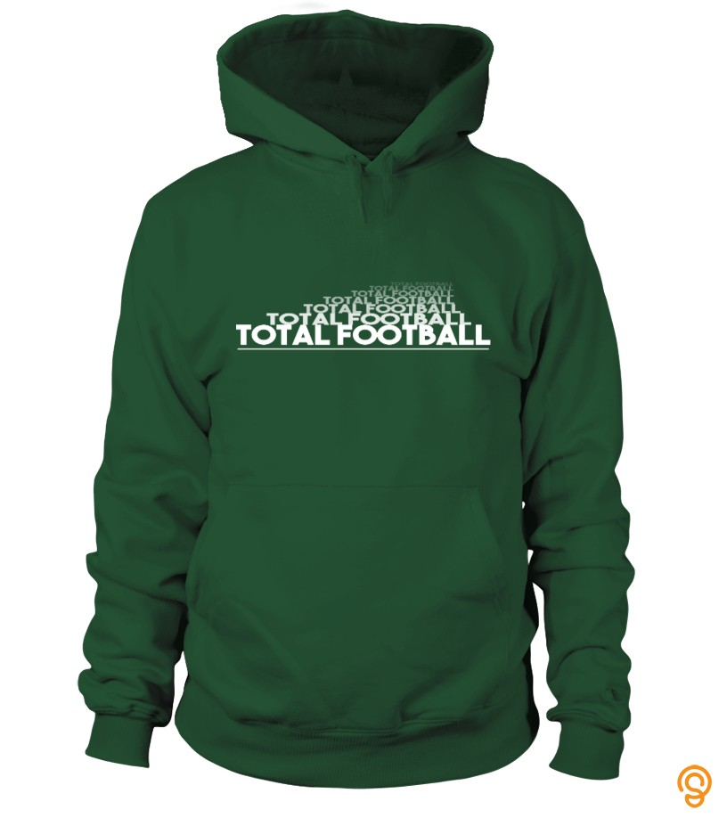 TOTAL FOOTBALL HOODIE - Limited Edition