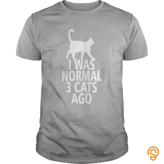funky-i-was-normal-3-cats-ago-t-shirts-size-xxl