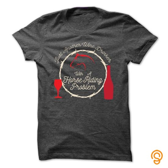 premium-wine-drinker-with-a-horse-problem-t-shirts-wholesale