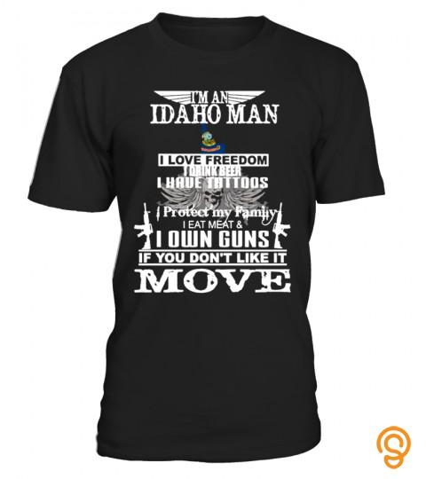 I'm An Idaho Man