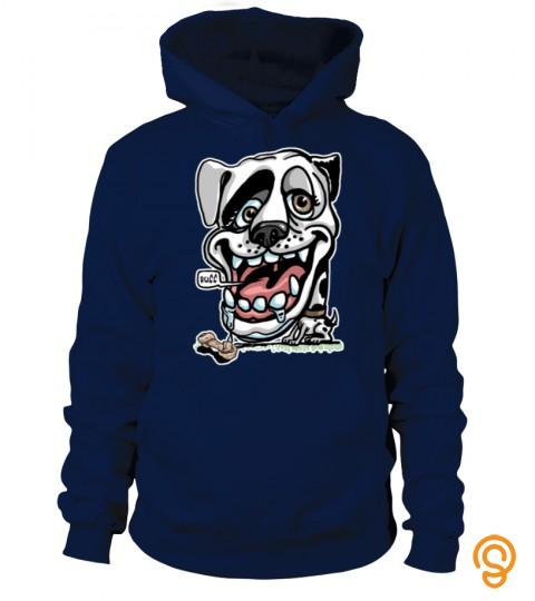 Zany Ruff Dog