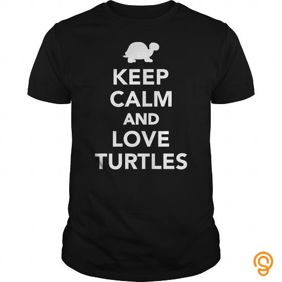 romantic-keep-calm-and-love-turtle-t-shirts-for-sale