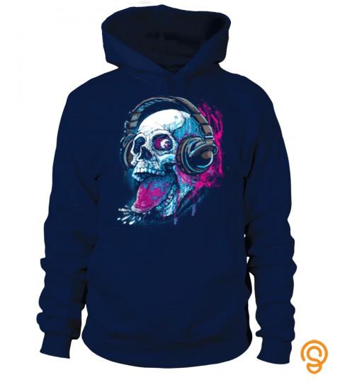 Skull Givin' Raspberry Dk