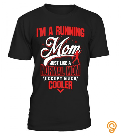 Running Mom T Shirts