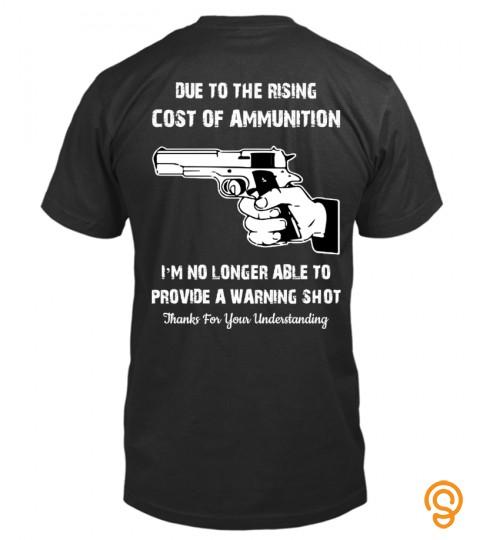 Gun Lovers T Shirt Limited Edition