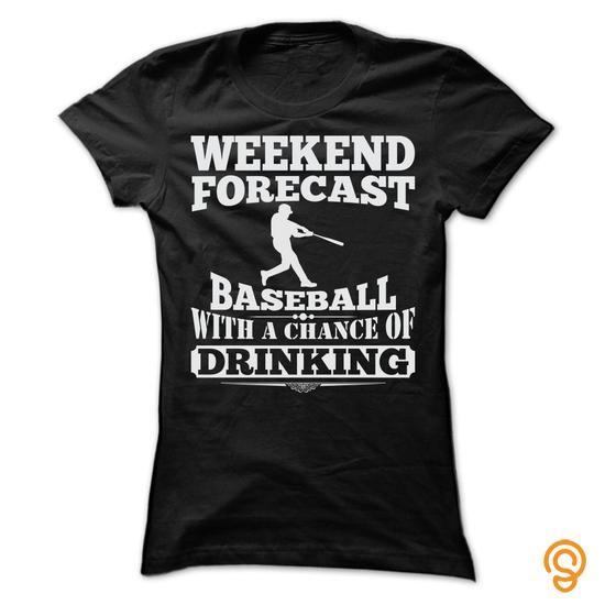 durability-weekend-forecast-baseball-t-shirts-tee-shirts-buy-now