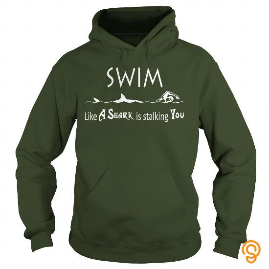 classic-swim-like-a-shark-is-stalking-you-tee-shirts-clothing-brand