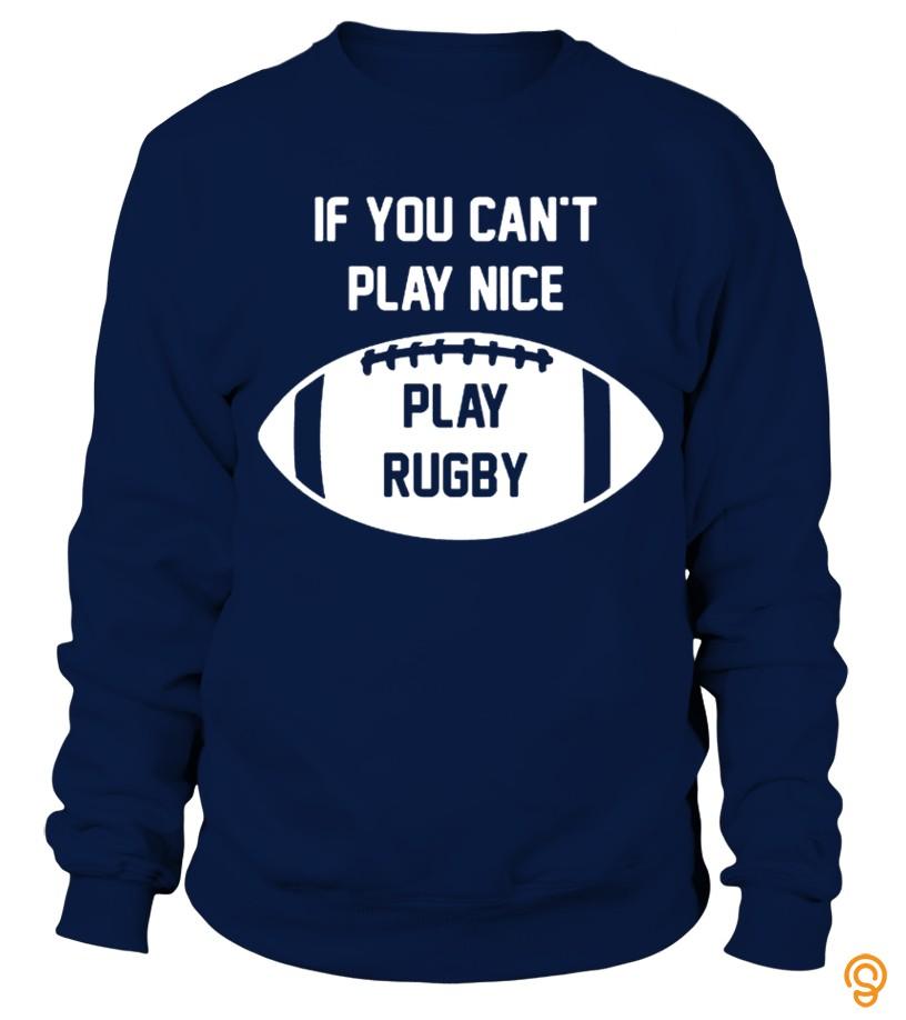 Cheap rugby ball ruck scrum Rugbys american football League Tshirt Tee Shirts Size Xxl