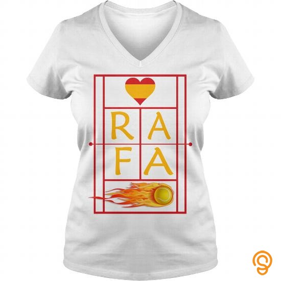 garment-rafa-tennis-fans-v-neck-ladies-tee-shirts-for-sale