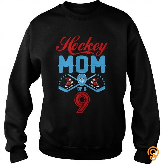 clothes-hockey-mom-of-9-tee-shirts-graphic