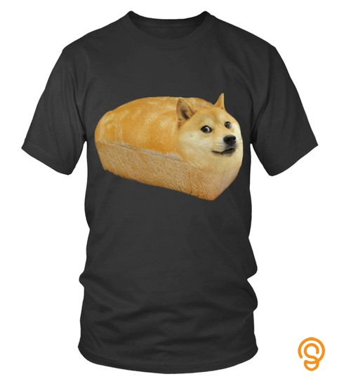 Dog Tshirt   Fashion Shiba Inu Doge Bread Meme Dog Ugly Hoodie Sweater