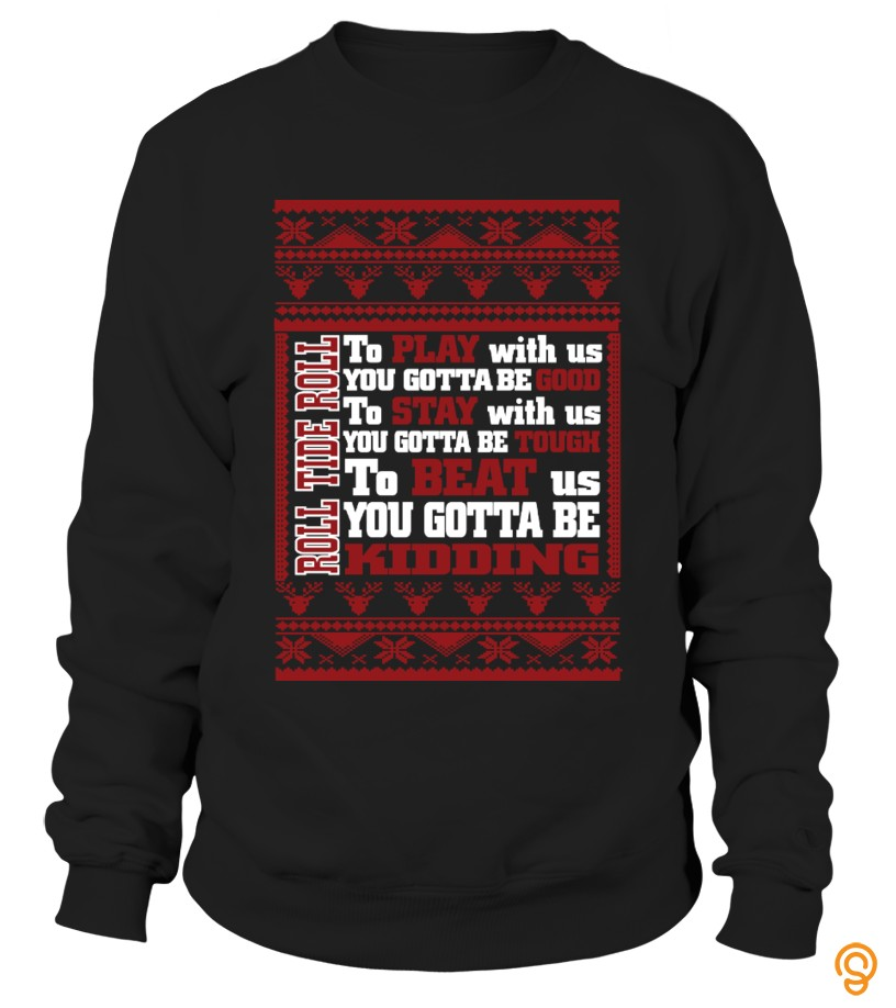 Crimson Tide Sweatshirts