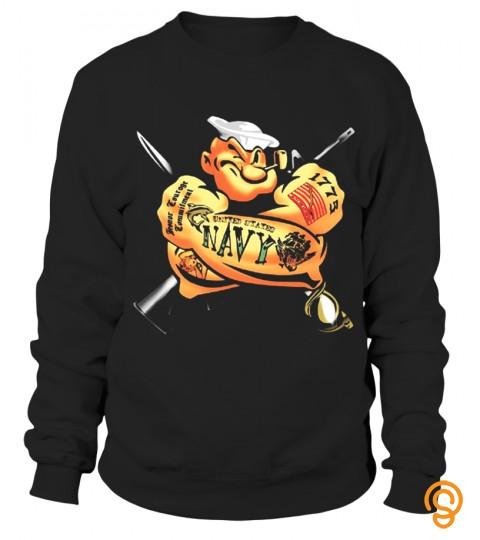 Popeye Go Navy
