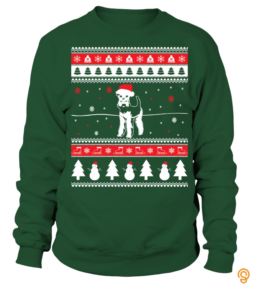 avant-garde-airedale-terrier-ugly-christmas-sweater-tee-shirts-sayings-men