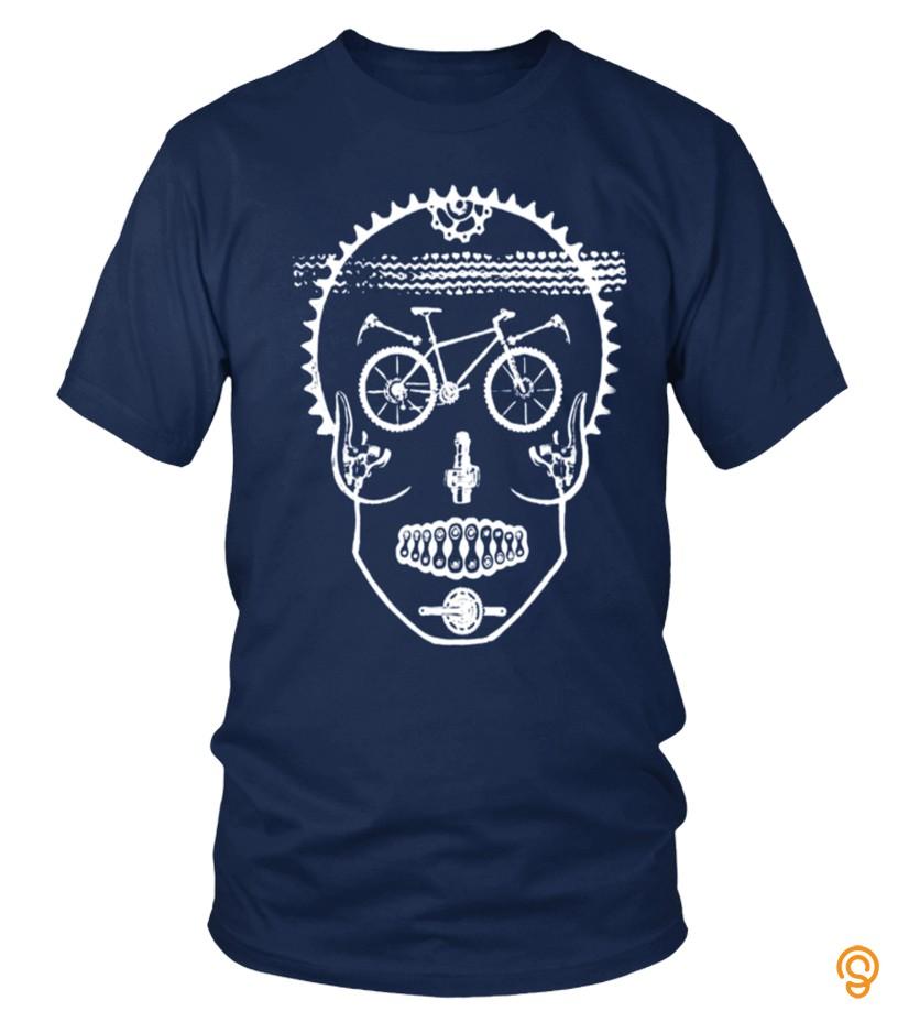 Bicycle Bike Cycling Cyclist Ride Tshirt