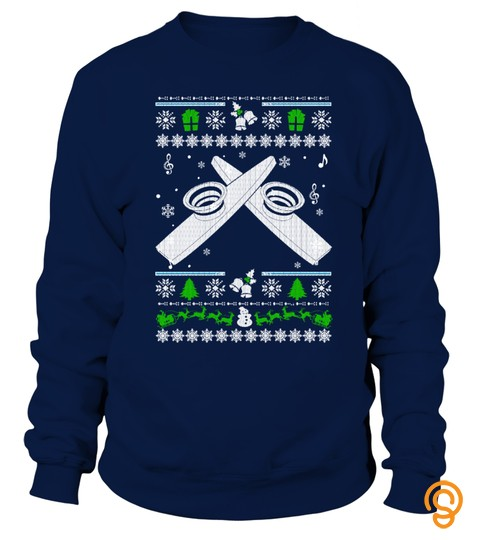 Ugly Christmas Sweater Kazoo
