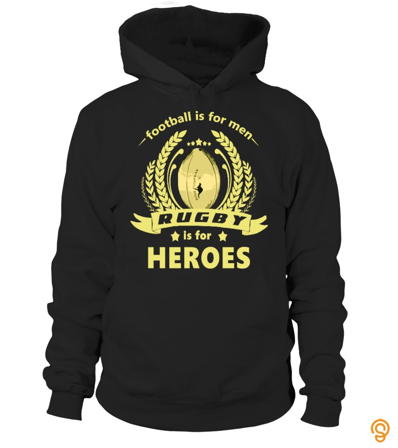 RUGBY IS FOR HEROES - Limited Edition