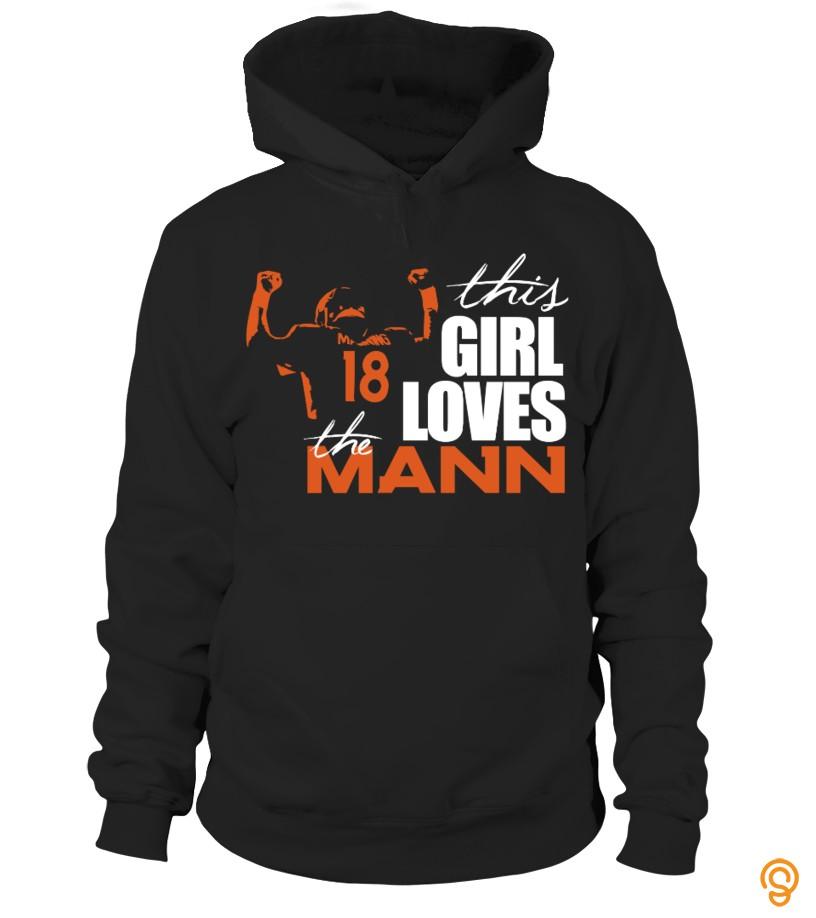 This Girl Loves The Mann