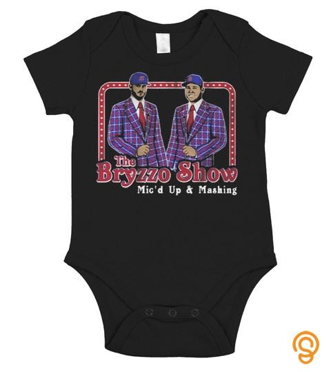 Bryzzo Show Graphic T Shirts For Men & Women