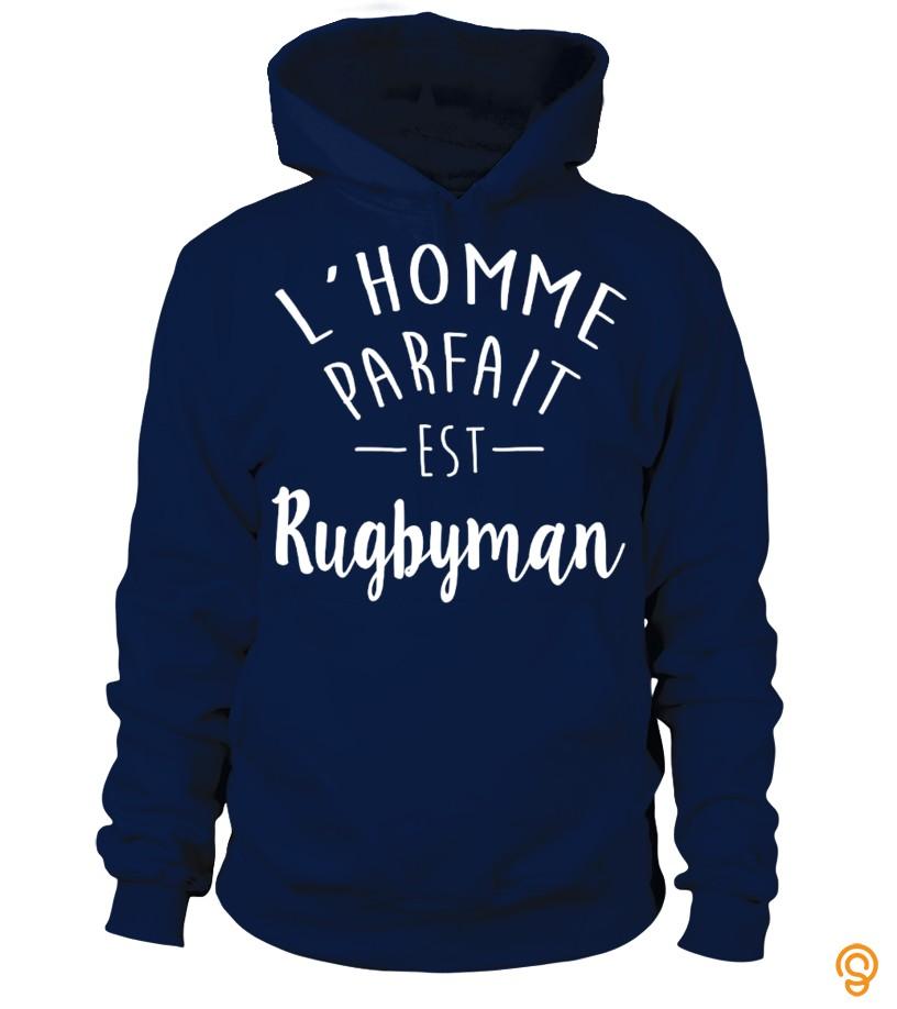 L'homme Parfait Est Rugbyman