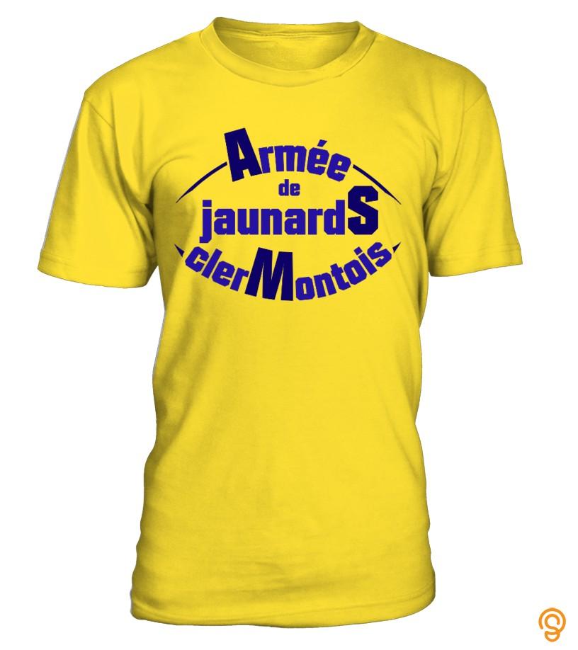 Rugby Armée De Jaunards Perso