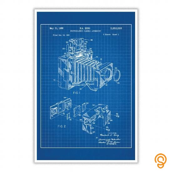 comfortable-photographic-camera-accessory-patent-poster-t-shirts-review