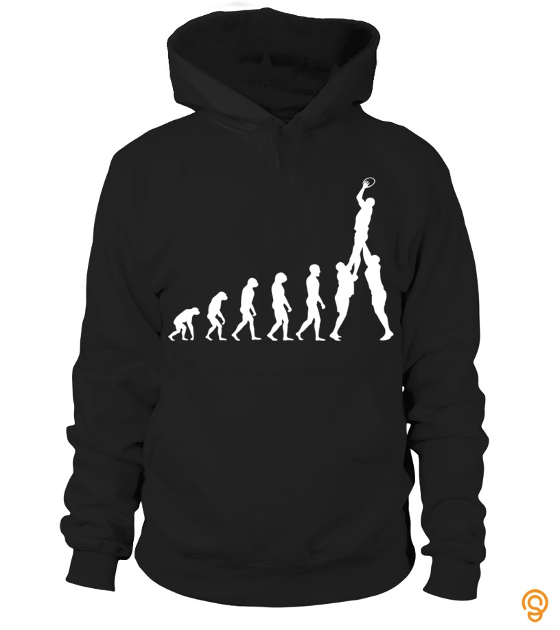 Evolution Rugby Line Out T Shirt