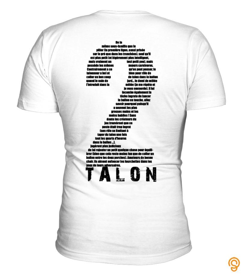 N°2  Talonneur ou Talon