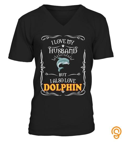 Dolphin Animals Lover