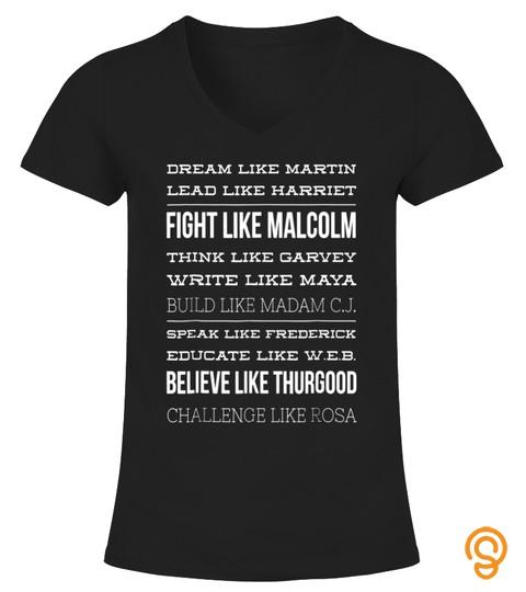 Black Lives Matter History Month Africa